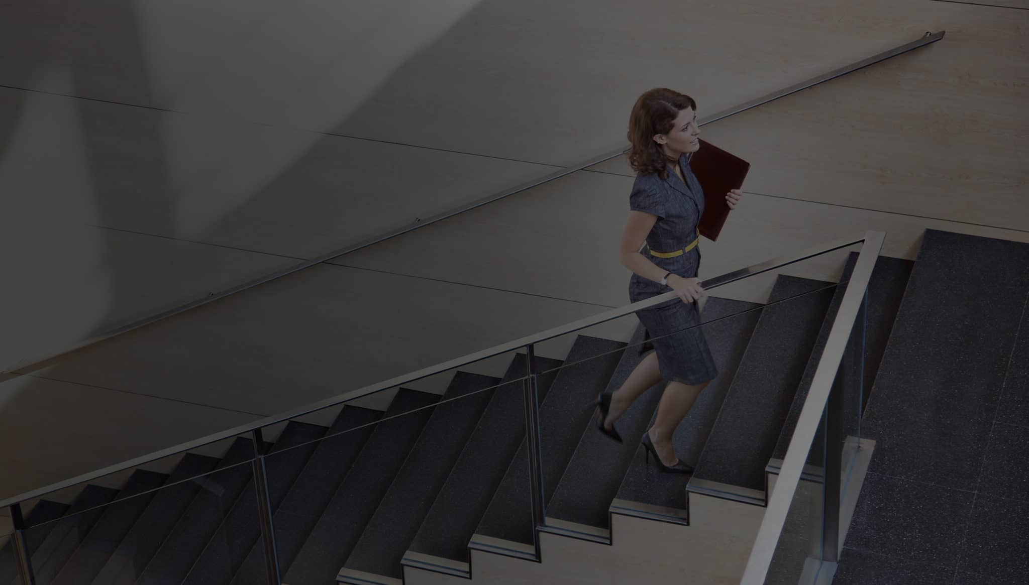 Walking stairs
